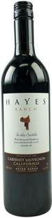 Hayes Ranch Cabernet Sauvignon 2013 750ml...